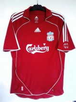 2006-2008 Liverpool Official Adidas Football Shirt (Adult Large)