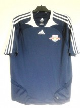 2007-2008 Red Bull Salzburg Official Adidas Football Shirt (Adult Large)