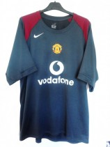 2004-2006 Manchester United Official Nike Football Training Shirt (Adult XL)