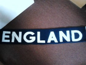 England International Football Team Scarf (Scarves)