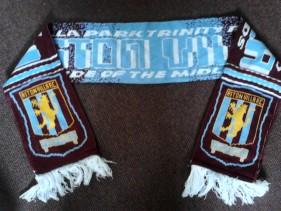 Aston Villa FC Football Club Scarf (Scarves)