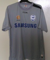 Melbourne Victory Official Reebok Football Shirt (Adult Medium)