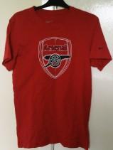 Arsenal Official Nike Football T-Shirt (Adult Medium)