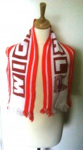 Wigan Rugby League 1980's Wembley Scarf (Scarves)