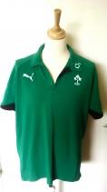 Ireland Official Puma Rugby Union Polo Shirt (Adult XL)