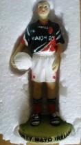 Mayo GAA Gaelic Football Figurine