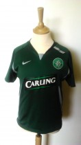 Glasgow Celtic Official Nike Football Training Shirt (Youths 8-10 Years)