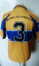 Barna (Galway) Match Worn GAA Hurling Jersey (Adult Small)