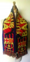 FC Barcelona Official Football Club Scarf (Scarves)