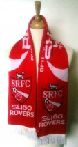 Sligo Rovers (2010 FAI Cup Final) Football Club Scarf (Scarves)