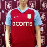 Aston Villa 2008-2009 Home