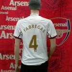 2007-2009 3rd Fabregas