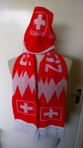 Switzerland National Team Football Scarf (Scarves)