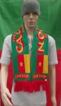 Cameroon National Team Football Scarf (Scarves)
