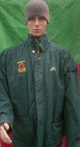 Mayo GAA Official Nike Gaelic Football Jacket (Adult Large)