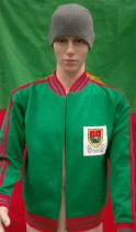 Mayo GAA Gaelic Football Tracksuit Top (Adult Small)