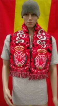 Real Mallorca Football Club Scarf (Scarves)