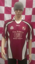 UCG Match Worn No.4 GAA Gaelic Football Jersey (Adult Medium)