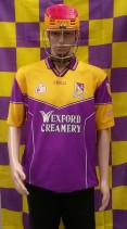 Wexford Match Worn No.11 GAA Hurling Jersey (Adult Large)