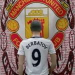 2008-2009 Away Berbatov