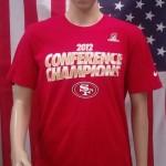 49ers T-Shirt 2012