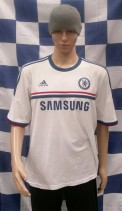 2013-2014 Chelsea Official Adidas Football Shirt (Youths 10-11 Years)