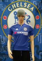 2015-2016 Chelsea Official Adidas Football Shirt (Youths 13-14 Years)