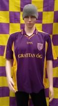 Grattan Og Gaelic Football Jersey (Adult Large)