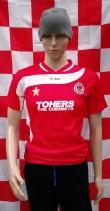 2010-2012 Sligo Rovers Football Club Official Jako Shirt (Youths 13-14 Years)