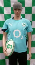 2010-2011 Ireland Official Puma Away Rugby Union Jersey (Adult Large)