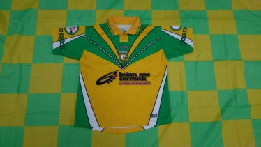 Donegal GAA Gaelic Football Jersey (Youths 7-8 Years)
