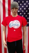 Los Angeles Clippers Authentic NBA Basketball Shirt (Adult Small)