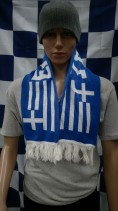 Greece International Football Scarf (Scarves)