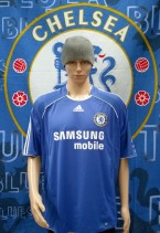 2006-2008 Chelsea Official Adidas Football Shirt (Adult XL)