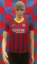 2013-2014 Barcelona Official Nike Football Shirt (Youths 12-13 Years)