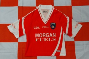 Armagh GAA Gaelic Football Jersey (Youths 1-2 Years)