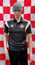 Sunderland Official Adidas Football Shirt (Adult Small)