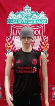 Liverpool Official Adidas Football Vest (Adult Small)