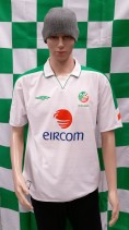 2003-2005 Republic of Ireland Umbro Football Shirt (Adult Large)