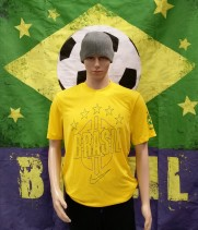 Brazil Official Nike Football Shirt (Adult Large)