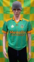 2006-2008 Meath GAA O'Neills Gaelic Football Jersey (Adult Small)