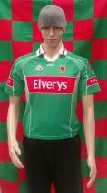 2004 Mayo GAA O'Neills Gaelic Football Jersey (Youths 9-10 Years)