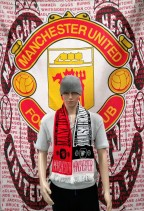 Manchester United Football Scarf (Scarves)