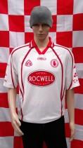 2004-2007 Tyrone GAA Gaelic Football Jersey (Adult Medium)