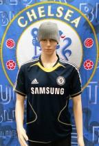 Chelsea Official Adidas Football Shirt (Adult Medium)