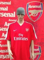 2008-2010 Arsenal Official Nike Football Shirt (Adult XL)
