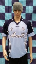 2007-2008 Dublin GAA Gaelic Football Jersey (Adult Large)