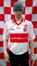 2009-2011 Derry GAA O'Neills Gaelic Football Jersey (Adult Small)
