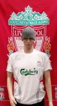 Liverpool Official Adidas Football Shirt (Adult Medium)