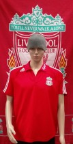 Liverpool Official Adidas Football Polo Shirt (Adult Large)